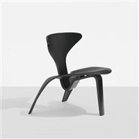pk 0 lounge chair by poul kjaerholm