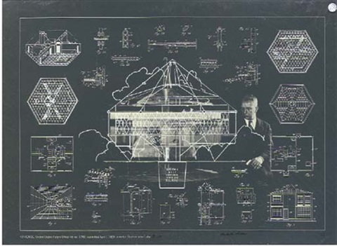 inventions twelve around one 3 works by buckminster fuller