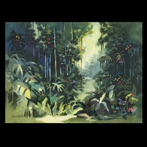jungle vines by frank lalumia