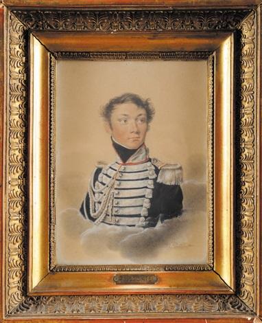 Image D Un Roi portrait dun garde du corps du roipaul lecomte on artnet