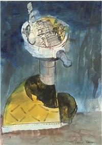 abstract machine by leonard rosoman