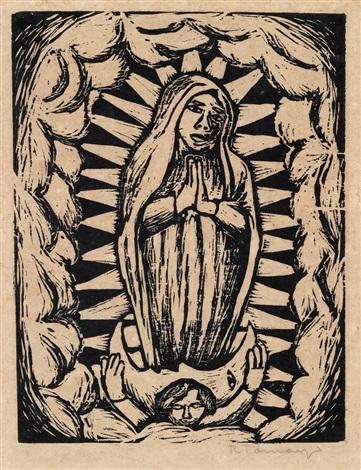 Virgen De Guadalupe By Rufino Tamayo On Artnet