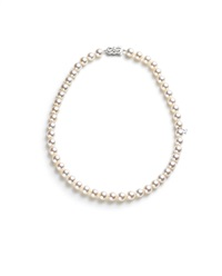 akoya pearl necklace by mikimoto