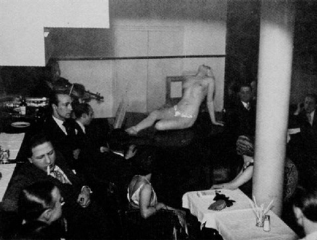 pariser nachtklub by wallentin granere