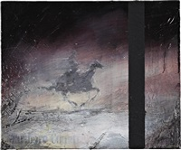 untitled (marlboro country) by richard hambleton