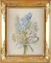 bouquet de jacinthe by olympe arson