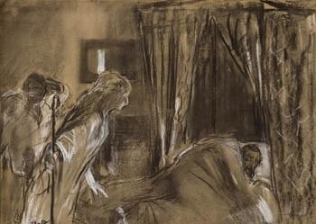 escena del quijote by joaquin sorolla y bastida