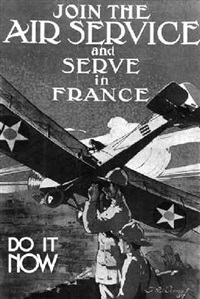 join the army air service by j. paul verrees