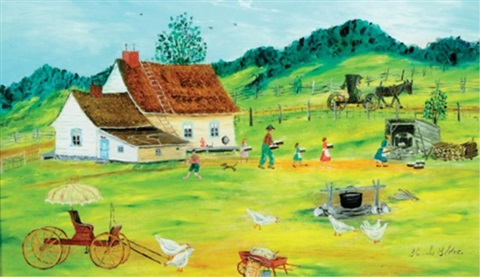 quebec farm by blanche bolduc