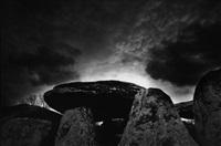 carnac (dolmen) by françois reinhart