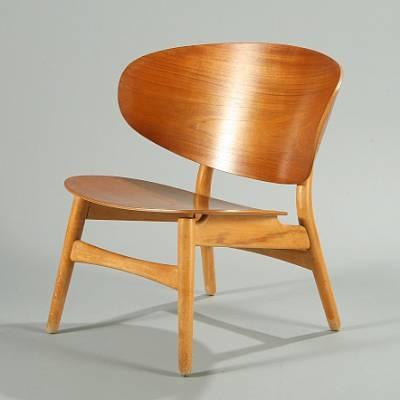 FH 1936 Shell Chair By Hans J Wegner On Artnet