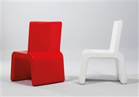 w & lt chairs (pair) by marc newson