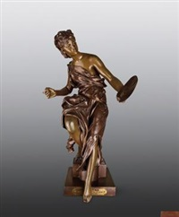画 (+ pedestal, lrgr) by jean-paul aube