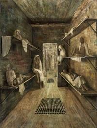 stanza di soggiorno (huis-clos) by stanislas lepri