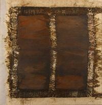 toile brûlée by christian jaccard
