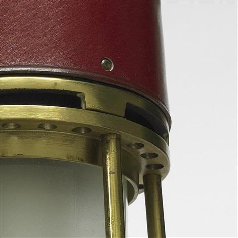 table lamps pair by paul dupré lafon