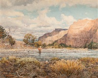 changing patterns on the shoshone by robert kennedy abbett