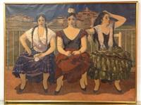 les trois espagnoles by paul nollet