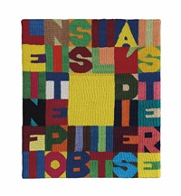 le infinite possibilità di esistere (the infinite possibilities of existing) by alighiero boetti