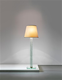 rare standard lamp by pietro chiesa