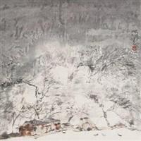 山水 by hong ling
