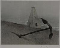 sea running by andrew wyeth