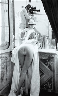 brigitte bardot, rome by patrick morin