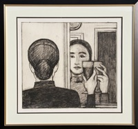 between life and life by will barnet