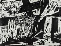 lauscher (3 works) by siegfried rischar