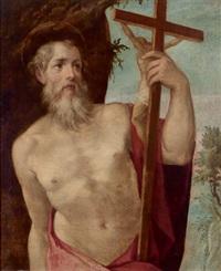 der heilige hieronymus - san gerolamo by girolamo muziano