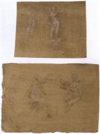 studien zu weiblichen aktfiguren by ambrogio giovanni figino