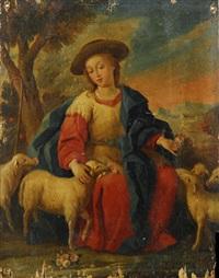 divina pastora by josé camaron y boronat