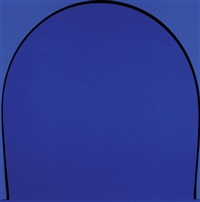 arches (set of 9 works) by ian davenport