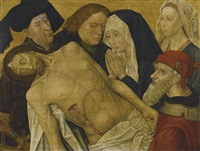 the deposition from the cross by hugo van der goes