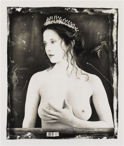 la giovanissima by joel peter witkin