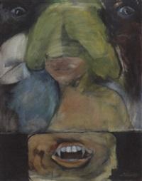 portrait d'une femme vampire by paul de lussanet