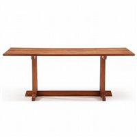 frenchman's cove dining table by george nakashima