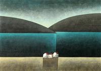 landscape by inos corradin