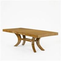 epoch executive desk by dakota jackson
