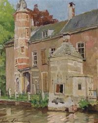 huis te hoorn in rijswijk by anna lehmann