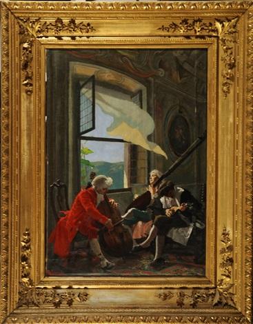 serenata di cimarosa by robert venturi