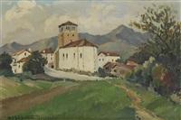 village d'irissarry by philippe veyrin