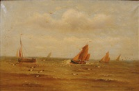 view of east coast by c humby