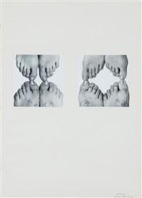 untitled (2 works) by adriano altamira