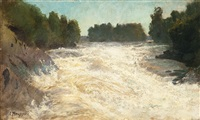 raging rapid by princ ársenij iwanowitsch merschtscherskij