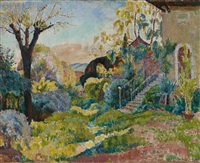 garten in der provence by walter bondy