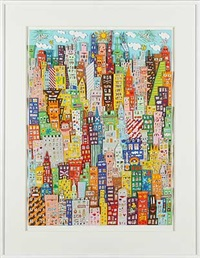 one man's floor is another man's ceiling by james rizzi