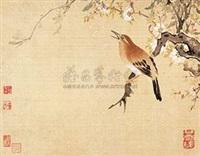 花鸟 by deng ruiya