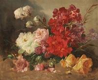 jetée de fleurs by henry schouten