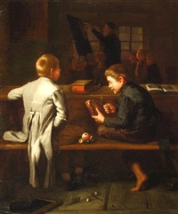 school troubles by seymour joseph guy